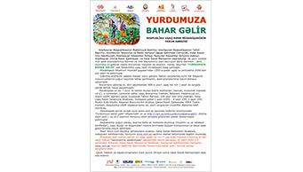 """""""Yurdumuza bahar gəlir"""" yekun sərgisi virtual olaraq keçiriləcək"""